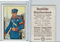S132-1 Strum, German Uniforms, 1935, #153 Inf. Regt.