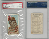 N24 Allen & Ginter, Types of all Nations, 1889, Africa, PSA 3 VG