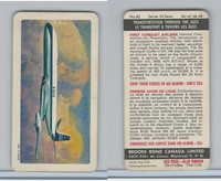 FC34-11 Brook Bond, Transportation Ages, 1967, #40 Turbojet Airliner