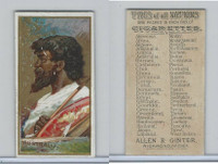 N24 Allen & Ginter, Types of all Nations, 1889, Australia