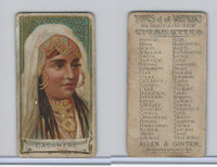 N24 Allen & Ginter, Types of all Nations, 1889, Cashmere
