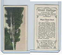 C48-27 Cavanders, River Valleys, 1926, #11 Magna Charta Island