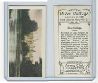 C48-27 Cavanders, River Valleys, 1926, #13 Eton College