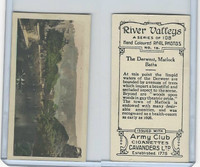 C48-27 Cavanders, River Valleys, 1926, #18 Derwent, Matlock Baths