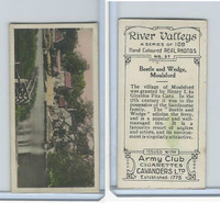 C48-27 Cavanders, River Valleys, 1926, #27 Beetle & Wedge, Moulsford