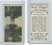 C48-27 Cavanders, River Valleys, 1926, #34 The River, Bedford