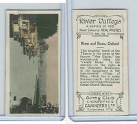 C48-27 Cavanders, River Valleys, 1926, #79 River & Boats, Oxford