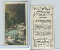 C48-27 Cavanders, River Valleys, 1926, #100 Abersglaslyn