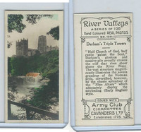 C48-27 Cavanders, River Valleys, 1926, #106 Durhams Triple Towers