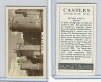 C132-81 Cope, Castles, 1939, #24 Bodiam Castle, Sussex