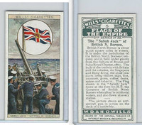 W62-135b Wills, Flags of the Empire, 2nd, 1929, #5 British North Borneo