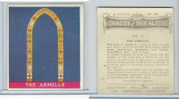 P50-102b Phillips, Coronation Majesties, 1937, #12 The Armille