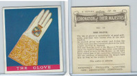 P50-102b Phillips, Coronation Majesties, 1937, #15 The Glove