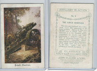 P72-64 Player, Artillery In Action, 1917, #4 8 Inch Howitzer