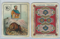C18-13b Carreras, Fortune Telling (Large), 1926, #15 Bear