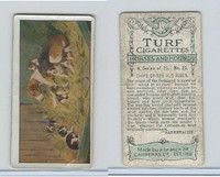C18-22a Carreras, Horses & Hounds, 1926, #23 Chips Of The Old Block