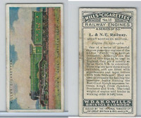 W62-169 Wills, Railway Engines, 1924, #15 L.&N.E. Railway