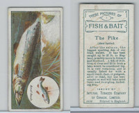 C11 Imperial Tobacco, Fish & Bait, 1924, #1 Pike