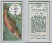 C11 Imperial Tobacco, Fish & Bait, 1924, #24 Char