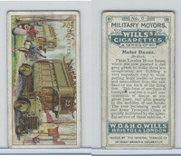 W62-88 Wills, Military Motors, 1916, #6 Motor Buses