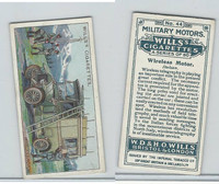W62-88 Wills, Military Motors, 1916, #44 Wireless Motor