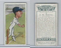 P72-83 Player, Cricketers Caricatures, 1926, #16 J.W. Hearne, Middlesex