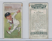 P72-83 Player, Cricketers Caricatures, 1926, #17 E. - Hendren, Middlesex