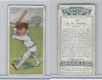 P72-83 Player, Cricketers Caricatures, 1926, #19 J.B. Hobbs, Surrey