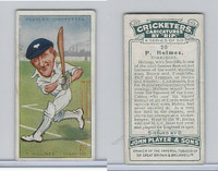 P72-83 Player, Cricketers Caricatures, 1926, #20 P. Holmes, Yorkshire