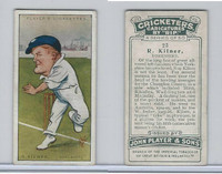 P72-83 Player, Cricketers Caricatures, 1926, #23 R. Kilner, Yorks