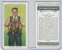 C82-58 Churchman, In Town Tonight, 1938, #11 William Dalton, Rat Catcher