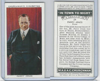 C82-58 Churchman, In Town Tonight, 1938, #24 Parry Jones, Tenor