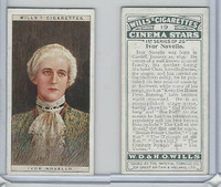 W62-125a Wills, Cinema Stars, 1928, #19 Ivor Novello