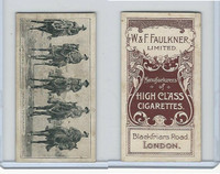 F14-28 Faulkner, South African War Scenes, 1901, Officers Sherwood Imperial