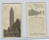 H46-64 Hill, Views of London, 1925, #9 Westminster Cathedral