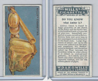 W62-127b Wills, Do You Know 2nd, 1924, #1 Amber is?