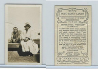 C48-3b Cavanders, Peeps Many Lands 2nd, 1928, #8 Aboriginals, Australia