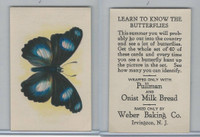 D20 Weber Baking,  Learn To Know The Butterflies, 1920, (3)