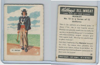 FC9-2 Kellogg's, General Interest - Uniforms, 1946, #12 Matelot