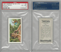 B0-0 Barratt, Tarzan, 1967, #1 Dawn Fright, PSA 6 EXMT