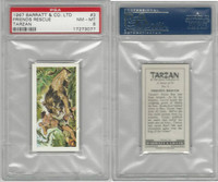 B0-0 Barratt, Tarzan, 1967, #3 Friends Rescue, PSA 8 NMMT