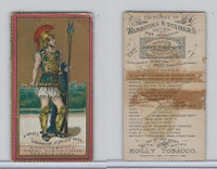 N303 Mayo, Costumes of Warriors & Soldiers, 1892, A Greek Commander