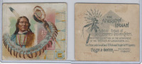 N36 Allen & Ginter, Celebrated American Indian Chiefs, 1888, Big Snake