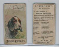 N375 H. Ellis, Breeds of Dogs, 1890, Fox Hound