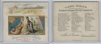 N40 Allen & Ginter, Game Birds, 1889, Canada Grouse