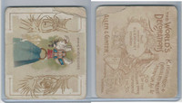 N44 Allen & Ginter, World's Decorations, 1890, #12 Order Elephant, Denmark