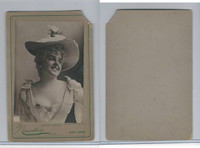 N566 Newsboy Cabinet Photos, Actresses, 1890, #302 Queenie Vassar