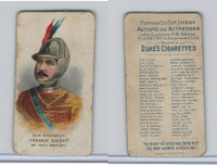 N70 Duke, Actors and Actresses, 1889, Dion Boucicault, French Knight