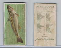 N74 Duke, Fishers and Fish, 1888, King Fish