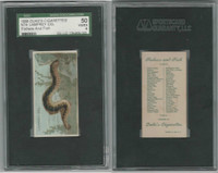 N74 Duke, Fishers and Fish, 1888, Lamprey Eel (No Girl), SGC 50